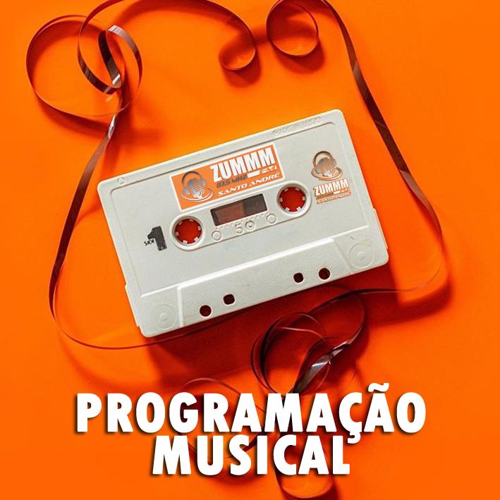 PROGRAMAÇÃO MUSICAL ZUMMMFM